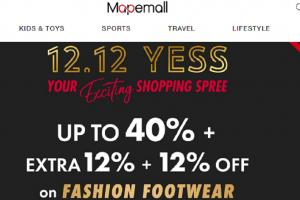 Ilustrasi Mapemall.com, portal e-commerce milik PT Mitra Adiperkasa Tbk.
