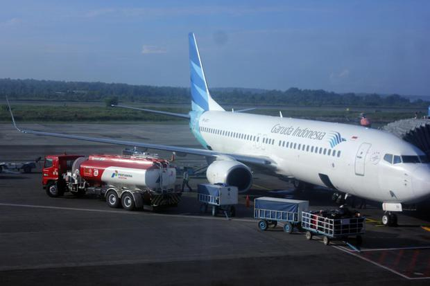 bioavtur, bahan bakar nabati, pesawat