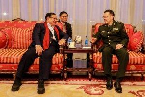 Prabowo Berkunjung ke Beijing