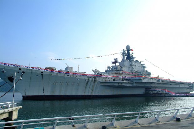 Kapal perang Tiongkok