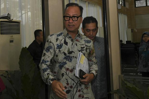 Ilustrasi, Menteri Perindustrian Agus Gumiwang Kartasasmita. Untuk meningkatkan investasi di sektor komponen elektronika, Kementerian Perindustrian akan merevisi aturan mengenai tingkat komponen dalam negeri (TKDN).