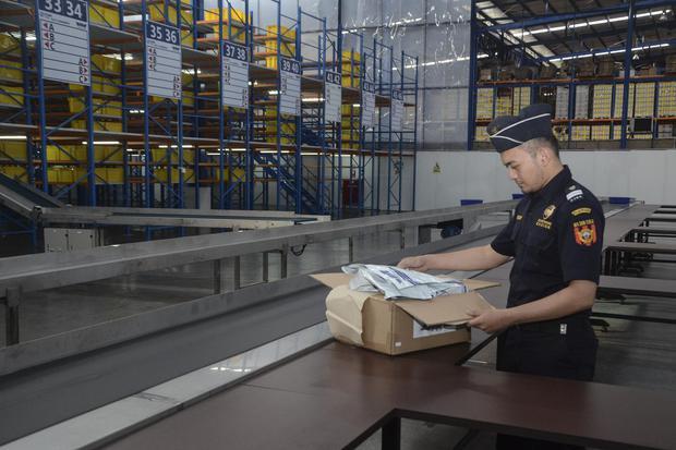 RI Ekspor Perdana 608 Produk UMKM ke Tiongkok.