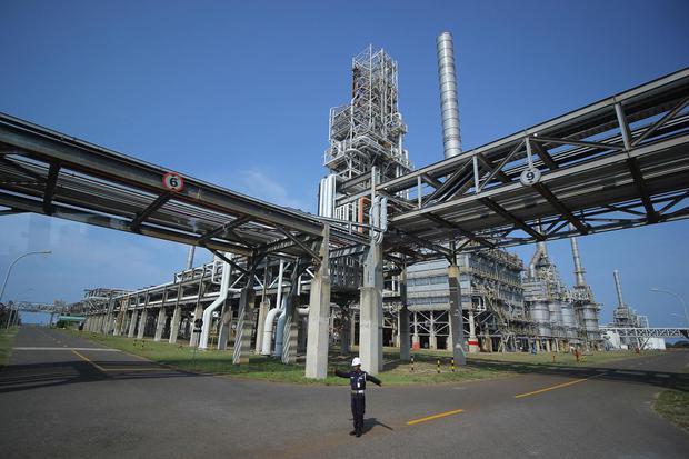 Menteri ESDM Arifin Tasrif meminta Pertamina untuk mempercepat pembangunan kilang TPPI di Jenu, Tuban, Jawa Timur