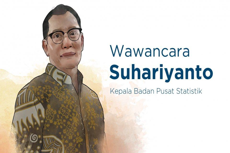 Kepala BPS Suhariyanto