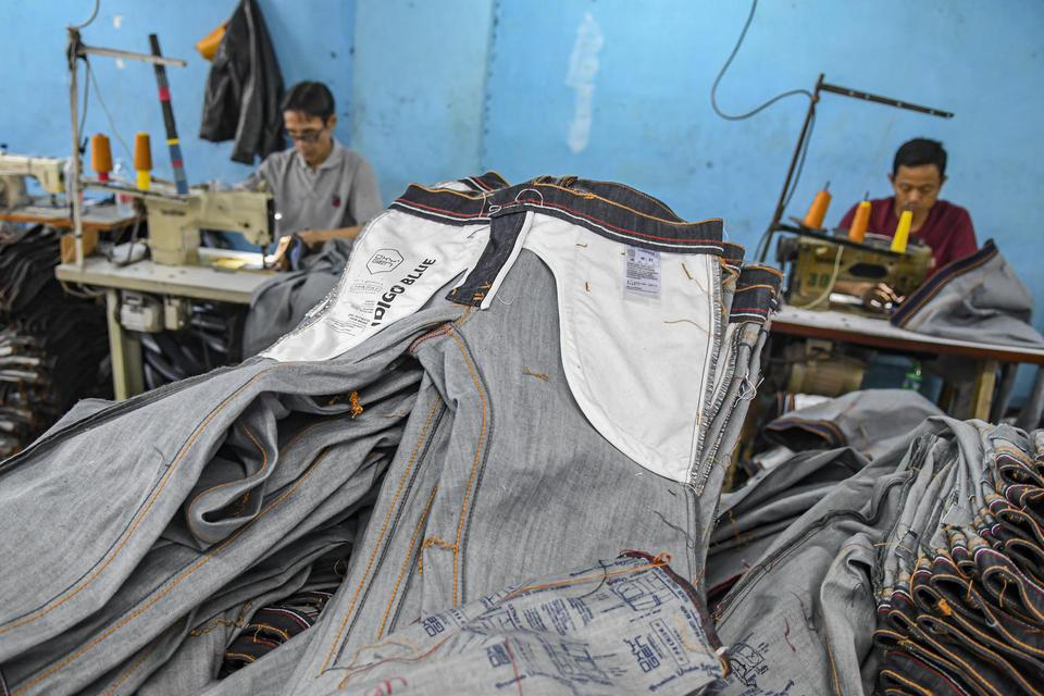 industri tekstil, virus corona, impor bahan baku