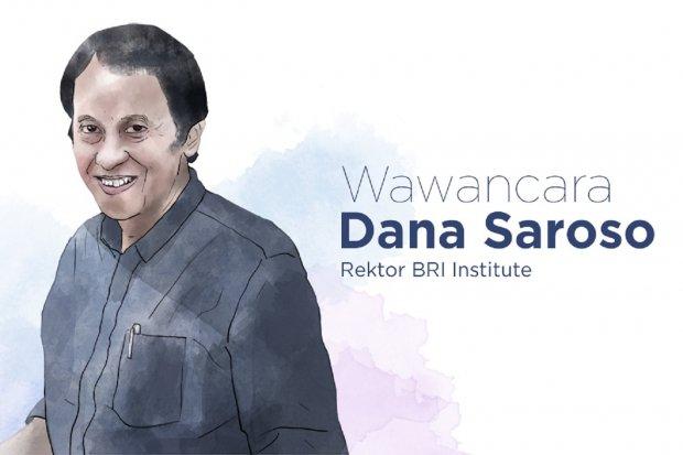 Rektor BRI Institute Dana Saroso