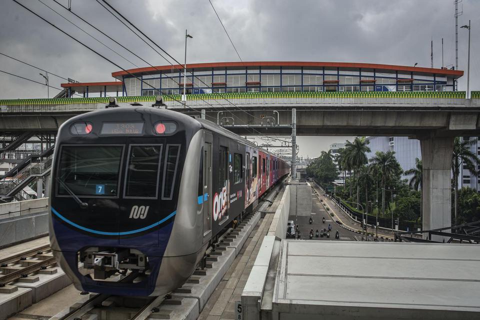 MRT, KAI, transportasi jabodetabek