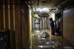 Banjir Kawasan Kampung Pulo