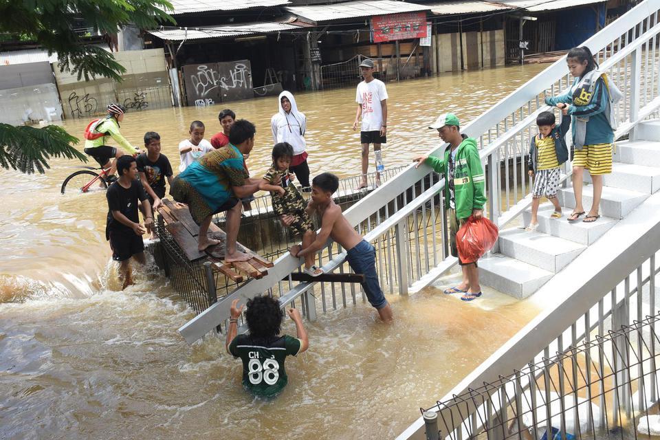 Jakarta, Banjir