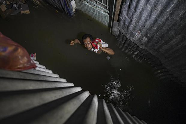 Banjir Jakarta, Menteri PUPR, prediksi hujan ekstrem