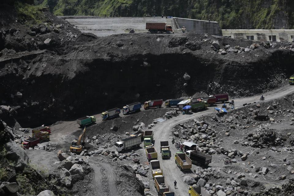 ESDM, minerba, tambang, investasi