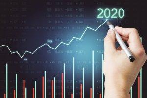 Ilustrasi outlook ekonomi 2020