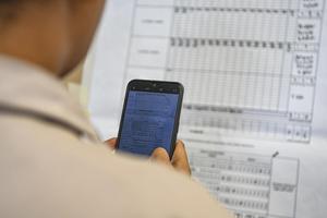 SIMULASI PENERAPAN REKAPITULASI ELEKTRONIK PEMILU 2020