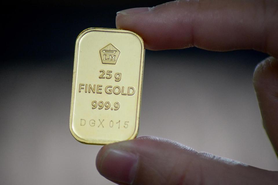 harga emas, harga emas batangan, emas antam, virus corona