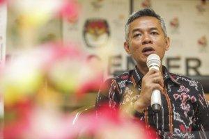 Komisioner KPU Wahyu Setiawan