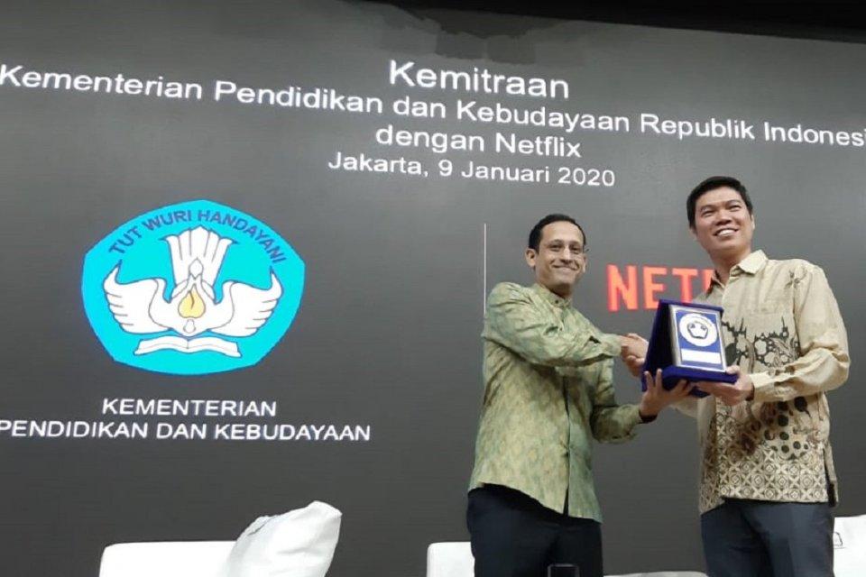 Dukung Film Indonesia, Netflix Anggarkan Rp 14 Miliar dan Gaet Kemendikbud