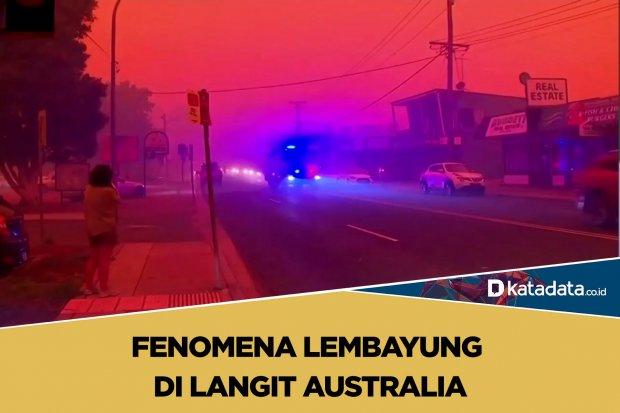 kebakaran australia