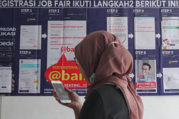 Marak Phk Imbas Pandemi Pakar It Imbau Hati Hati Kirim Lamaran Kerja Katadata Co Id
