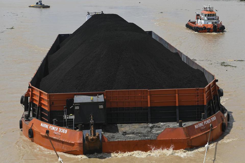 virus corona, ekspor batu bara, ekspor tambang, minerba, kementerian esdm, harga batu bara