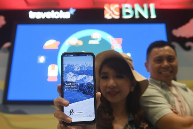 Gaet BNI, Traveloka Target Paylater Capai Rp 6 Triliun pada Tahun Ini