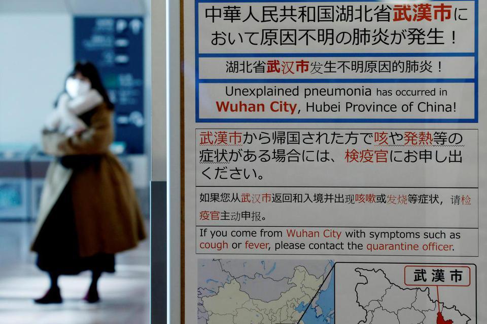 Virus Corona Wuhan Berasal Dari Ular Dan Telah Menyebar Ke 5