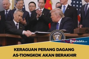 perang dagang AS-tiongkok
