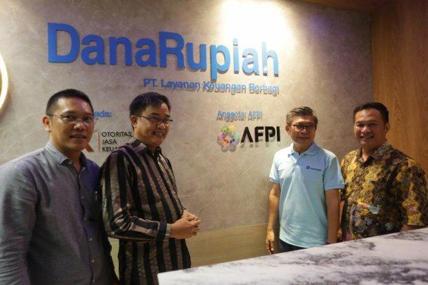 Target Salurkan Pinjaman Rp 9,6 Triliun, Fintech DanaRupiah Rambah UMKM
