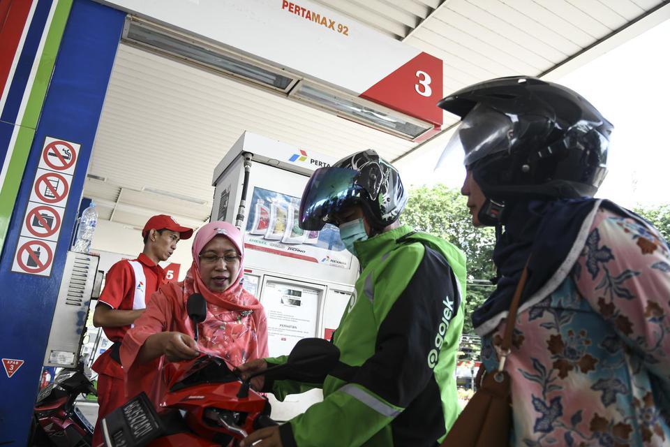harga minyak, bbm, pertamina