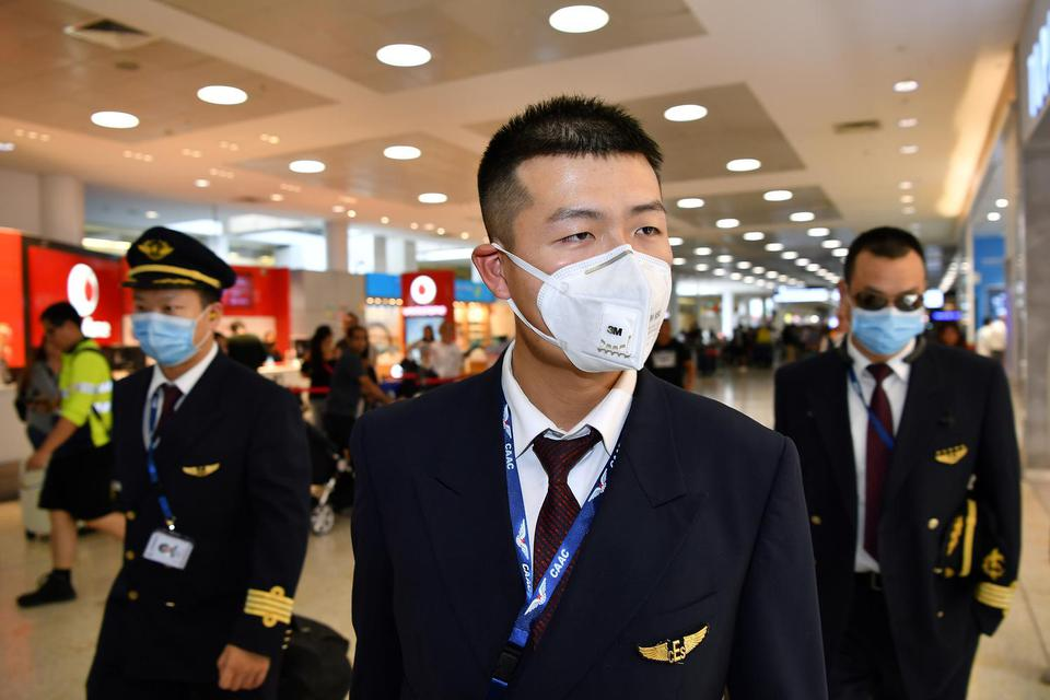 maskapai penerbangan, Wuhan, virus corona, wabah virus corona, Tiongkok, penerbangan ke Wuhan dibatalkan, pariwisata, dampak ekonomi virus corona, Australia, Jepang, Singapura