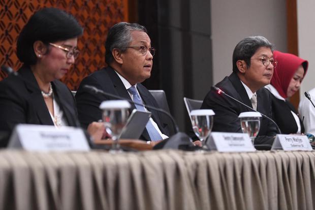 tapering off, rupiah, bank indonesia