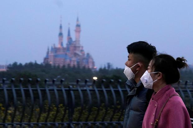 Walt Disney, Taman Hiburan, Amerika Serikat, Pandemi Corona, Covid-19, Virus Corona, Bisnis, Internasional.