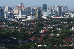 KEBUTUHAN RUANG TERBUKA HIJAU DI JAKARTA