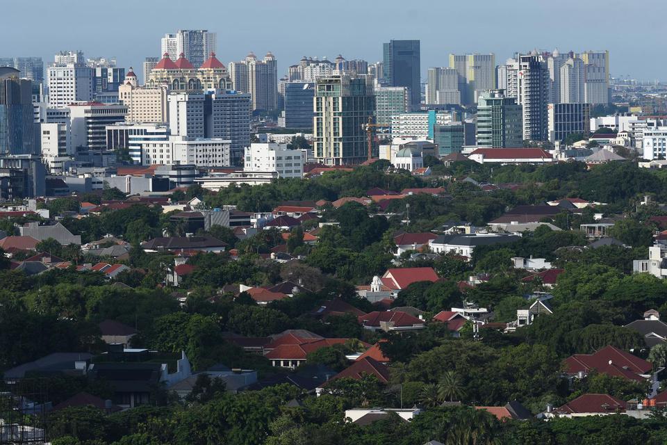 pindah ibu kota, aset pemerintah di Jakarta