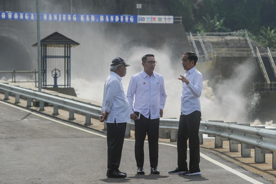 jokowi, infrastruktur