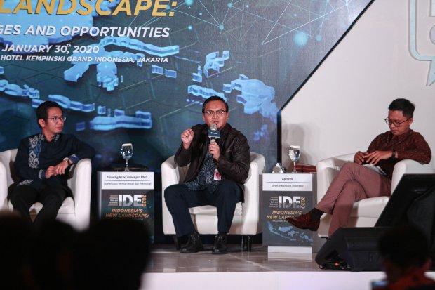Diskusi IDE Katadata 2020