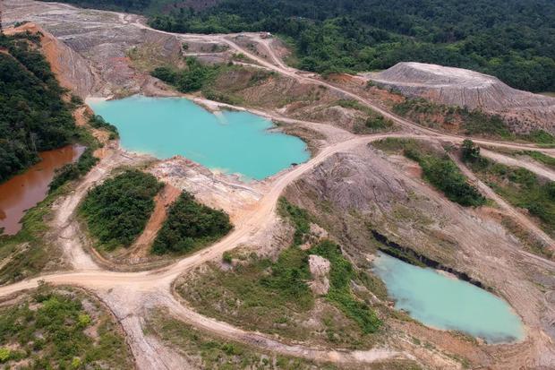 Kerisauan Emil Salim Lihat Pembangunan Ekonomi yang Abaikan Lingkungan.