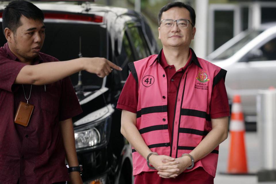 Asuransi Jiwasraya, Benny Tjokrosaputro, KPK