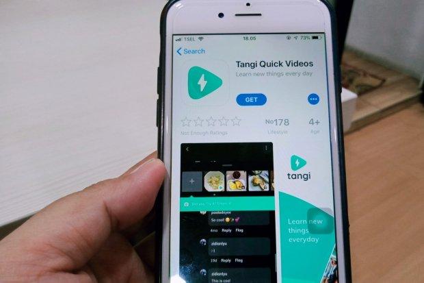 aplikasi Tangi, Google luncurkan aplikasi Tangi, TikTok, aplikasi video pendek dari Google, DIY, tutorial,