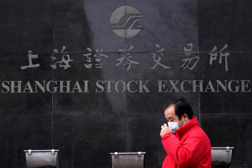 bursa saham asia, kesepakatan dagang tahap i, kesepakatan dagang, perang dagang, indeks shanghai, indeks saham