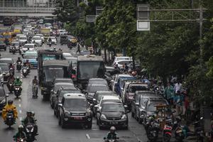 PENERAPAN PARKIR GANJIL GENAP DI JAKARTA