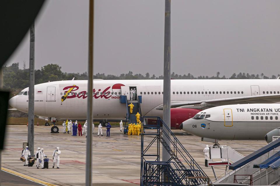 Kemenhub Laporkan Insentif Penerbangan ke Jokowi Pekan Depan.