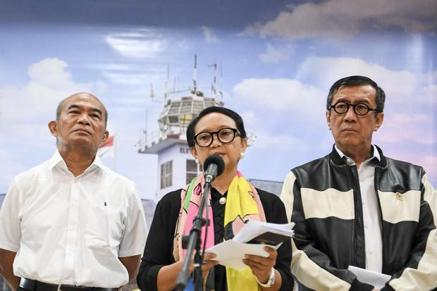 PENDATANG DARI CHINA DILARANG MASUK INDONESIA