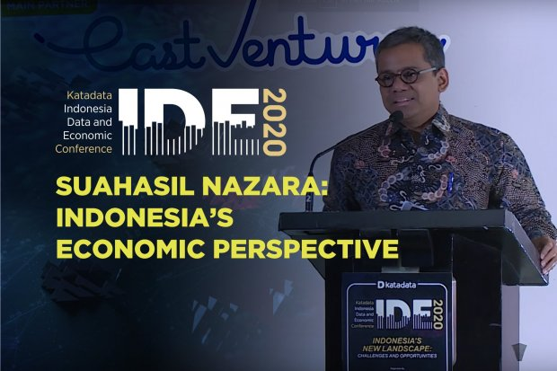 Suahasil Nazara: Indonesia's Economic Perspective