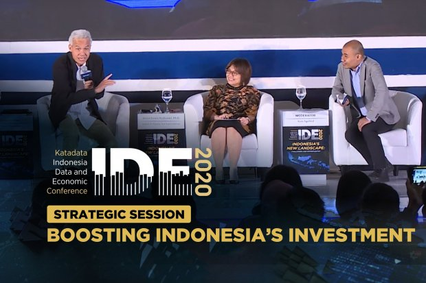 IDE 2020: Boosting Indonesia's Investment