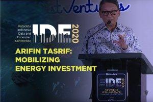 Arifin Tasrif Formulasi Kontrak Investasi untuk Sektor EBT