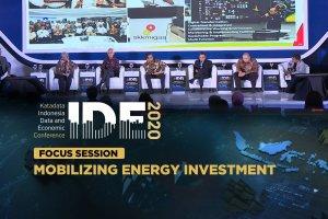Memobilisasi Investasi Energi