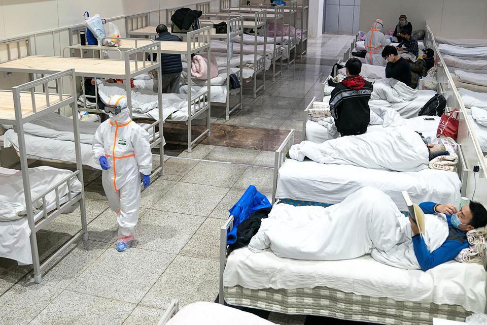 Korban Meninggal Akibat Virus Corona Tembus 1.016 di Tiongkok