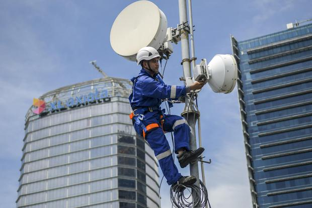 Gaet Ericsson, XL Axiata Bangun Teknologi 5G di Timur Indonesia