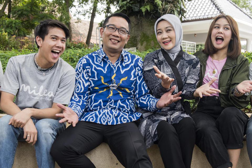 Film Milea: Suara dari Dilan tayang Kamis (13/2).