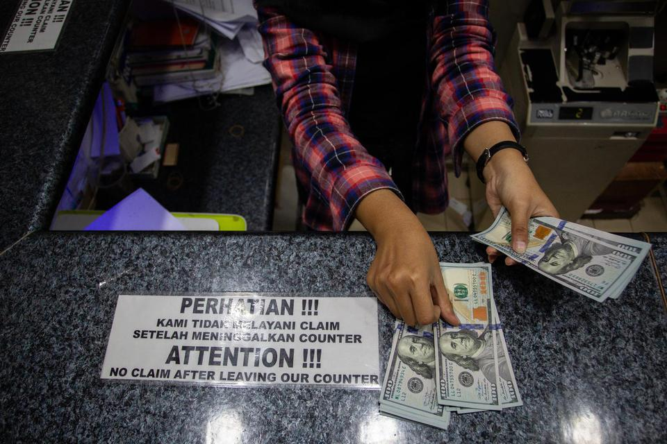 nilai tukar rupiah, fundamental ekonomi indonesia